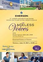 Ageless Voices - Goldfarb School of Nursing