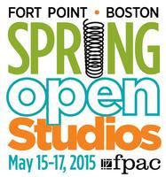 Fort Point Spring Open Studios 2015