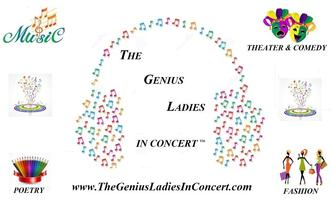 THE TRIPLE THREAT LIVE BAND / THE GENIUS LADIES IN...