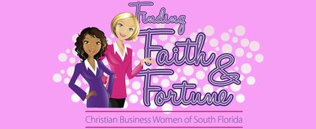 Finding Faith and Fortune Luncheon Event