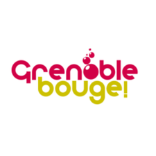 Grenoble Bouge ! / Café Voyage logo