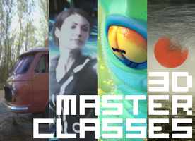 Bbug Master Classes #1 - D Revoy, S Laufer, F Grassard...