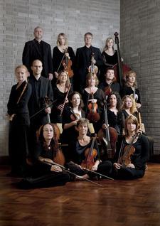 Irish Baroque Orchestra logo