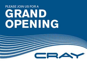 Cray EMEA HQ Inauguration & Executive Forum