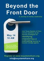 Beyond the Front Door: A Webinar on Family Voice