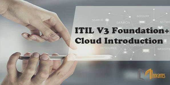 ITIL V3 Foundation + Cloud Introduction Training in Calgary