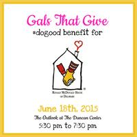 #dogood Benefit for Ronald McDonald House of Delaware