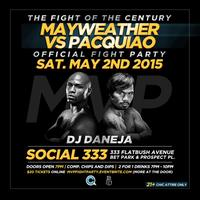 MVP Mayweather Vs. Pacquiao Fight Party & After party