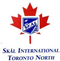 Skal Toronto North May 14 at Hilton Toronto Airport
