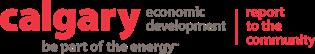 Calgary Economic Development's Report to the Community