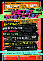 Poetry Meets Art - 19th Edition
