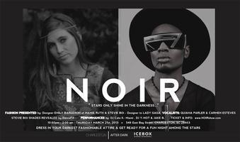 NOIR - by Charleston After Dark & IceBox Bar