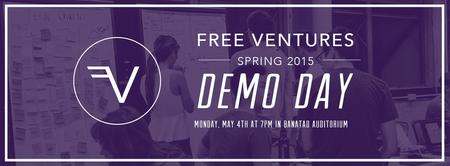 UC Berkeley's Free Ventures Spring 2015 Demo Day