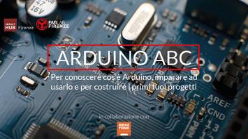 Arduino ABC - Il corso per chi vuole iniziare
