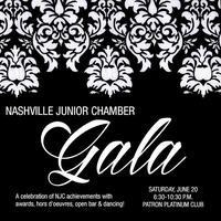 Nashville Junior Chamber Annual Gala 2015