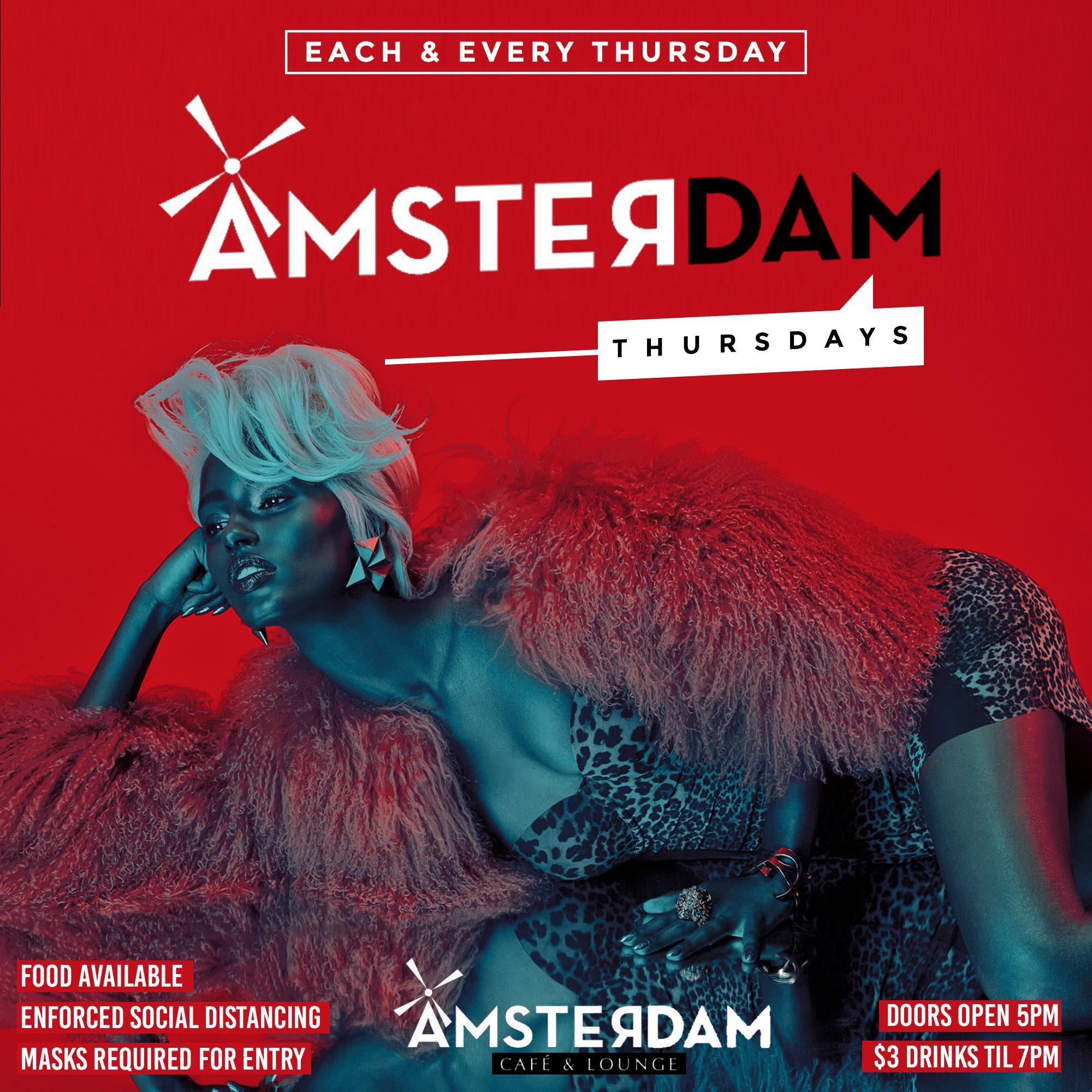 Amsterdam Thursdays