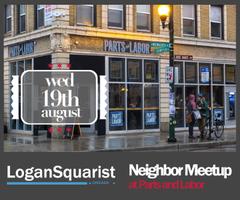 LoganSquarist Neighbor Meetup at Parts & Labor