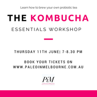The Kombucha Essentials Workshop @The Source Bulk...