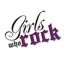 GIRLS WHO ROCK logo