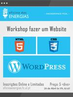 Workshop fazer um Website @ FCUL