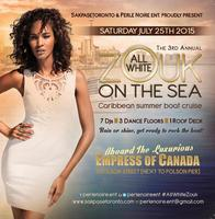 "3rd Annual ""ALL WHITE ZOUK ON THE SEA."