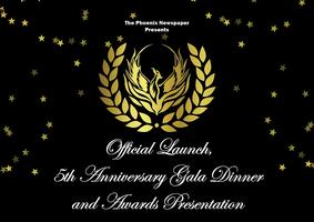 The Phoenix Newspaper Official Launch, Gala Dinner and...