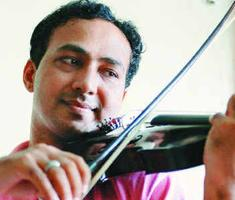 FREE Indian Violin Workshop with Vijay Venkat