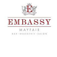 The Embassy Salon Club London Mayfair - Thursday Guest...
