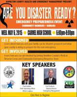 Are You Disaster Ready?