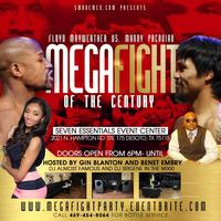"""Floyd Mayweather vs. Manny Pacquiao """"Mega Fight of The..."""