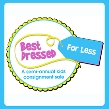 Best Dressed for Less Kids Consignment Event (NJ) logo