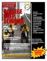 College Prep Seminar Information Dinner by Parents Conn...