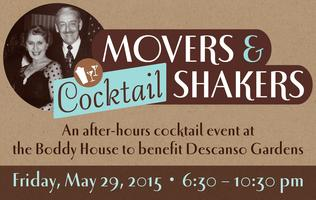 Movers & Cocktail Shakers