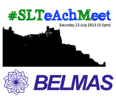 #SLTeachMeet 3 at @BELMASConf - hosted by...