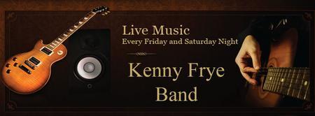 5/30 | Kenny Frye Band