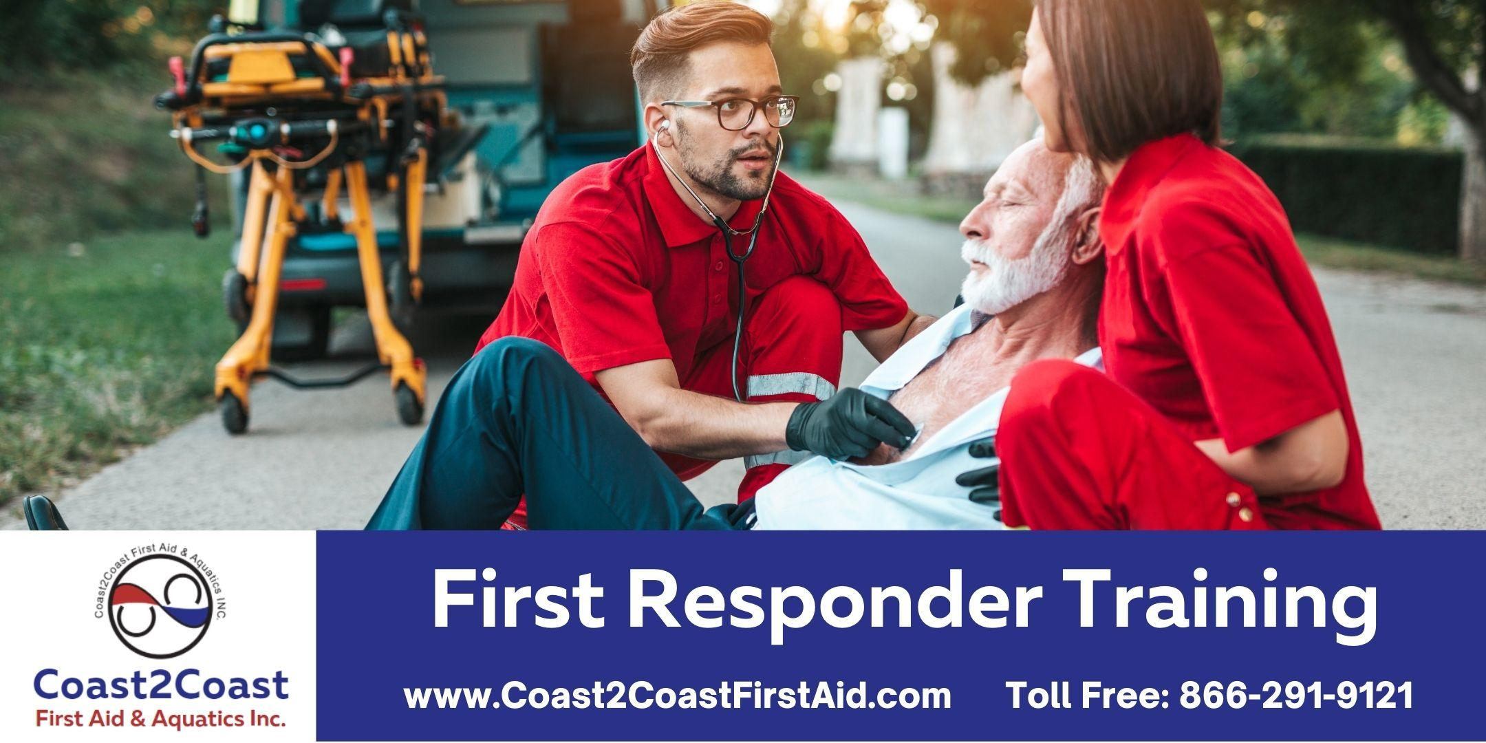 First Responder Course - Downtown Toronto
