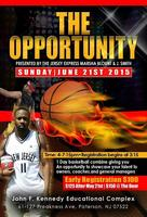 New Jersey Pro Basketball Team/Player Combine