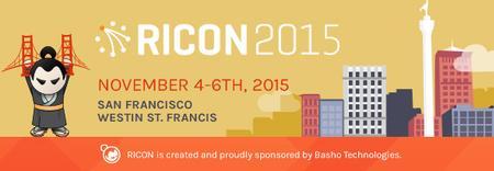 RICON 2015