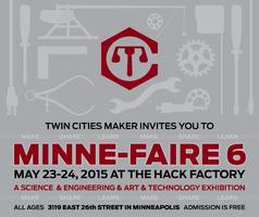 Minne Maker Fair 2015 After Party