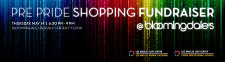 Pre Pride Shopping Fundraiser to benefit the Los Angele...