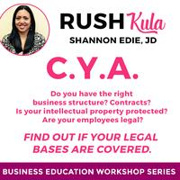 RUSH-kula 5 Top Legal Issues your Small Business...