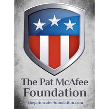 The Pat McAfee Foundation logo