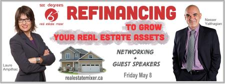 Refinancing To Grow Your Real Estate Assets