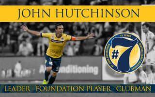 John Hutchinson Testimonial Match