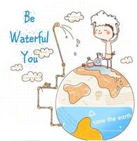 Be 'Waterful' You