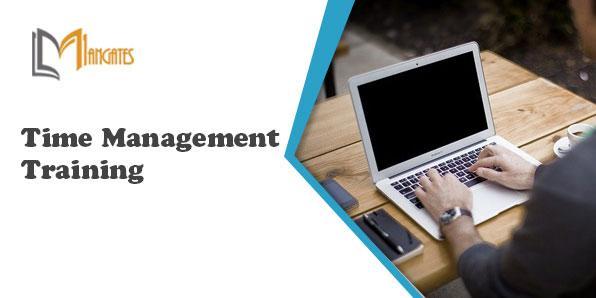 Time Management 1 Day Training in Regina