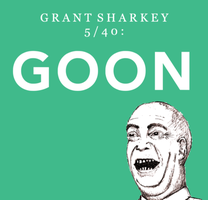 Grant Sharkey: 5/40 launch night