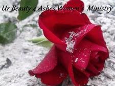 Ur Beauty 4 Ashes Women's Ministry logo