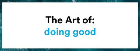 The Art of Doing Good: Many Hands Fundraiser