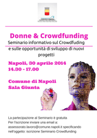 Donne & Crowdfunding